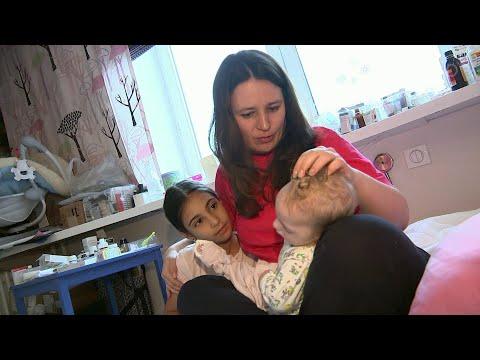 В Россию пришла первая партия лекарства, жизненно важного для детей с тяжелыми диагнозами.