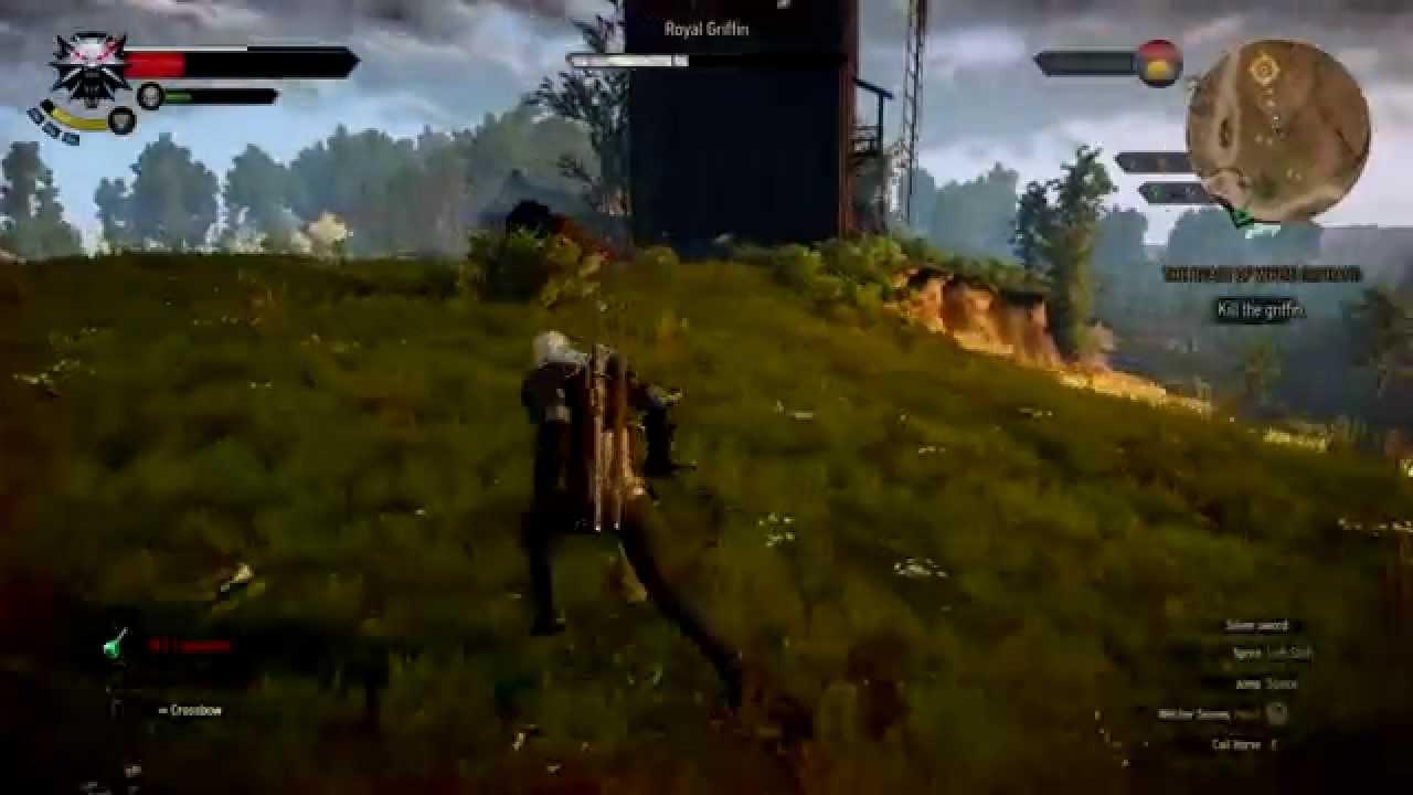 Witcher 3: Wild Hunt PC Crashing Fix