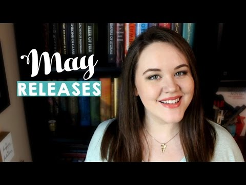 Most Anticipated May 2017 Book Releases
