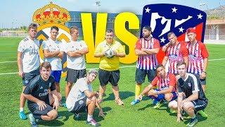 REAL MADRID VS ATLÉTICO *SUPERCOPA de EUROPA 2018* PARTIDO FÚTBOL
