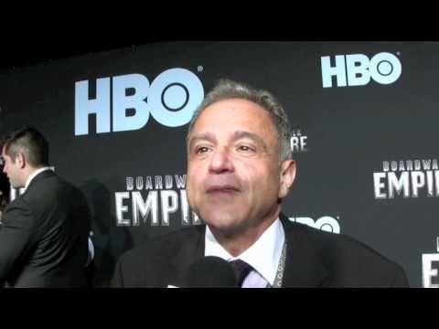 Anthony Laciura aka Eddie Kessler of HBO's 'Boardwalk Empire' at the NYC premiere 091510