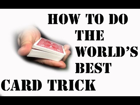The Best Card Trick In The World