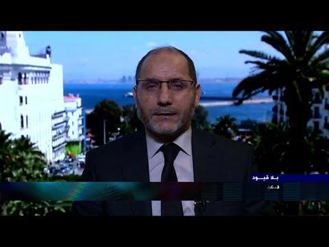 رئيس حركة مجتمع السلم الجزائرية: - لا يوجد أي توثر بيننا وبين التيار السلفي- بلا قيود