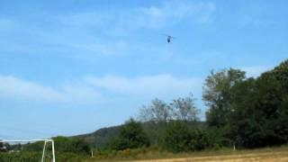 14 Ağustos 2011 Sarıyer Maden Hasan Trex500 FBL