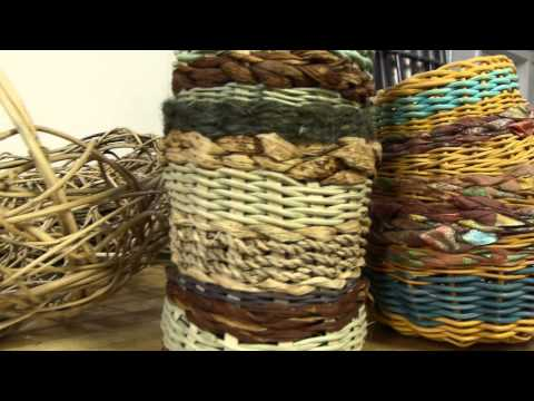 """Fiber Arts"" with Brecia Kralovic-Logan"