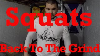 Squats, I Have Missed You - Training Vlog #5
