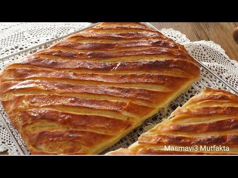 SİVAS KATMERİ tarifi +Oklava kullanmadan+KATMER Tarifi/Masmavi3 Mutfakta