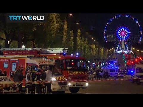 Paris Attack: Policeman shot dead on Champs-Elysee boulevard