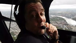Trading From The Sky for the Greg Secker Foundation - 28th Sept