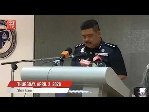Selangor police tighten enforcement [NSTTV]