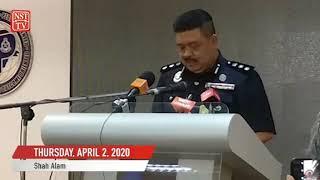 Selangor police tighten enforcement