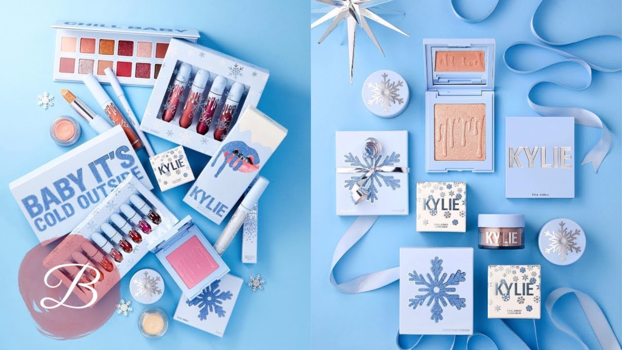 Image result for kylie jenner holiday collection