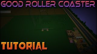 Roblox How To Make A Good Roller Coaster - Theme Park Tycoon Tutorial