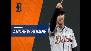 Romine plays all nine positions in one game