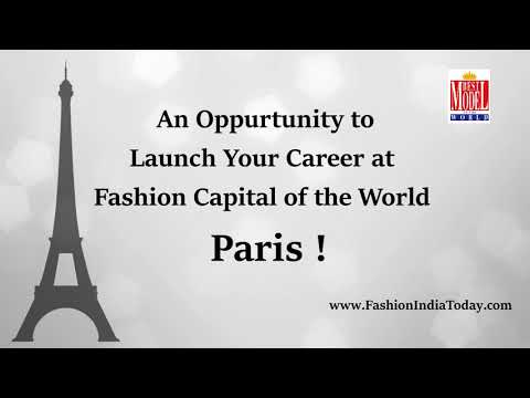 Fashion India's Best Model of The World 2017