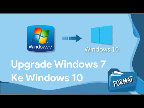 Tutorial Mengupgrade Windows 7 Ke Windows 10