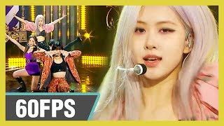 60FPS 1080P | BLACKPINK - How You Like That Show! Music Core 20200711