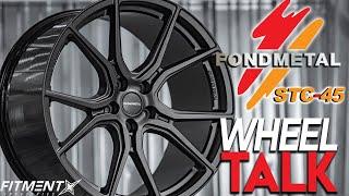 Wheel Review: Fondmetal STC-45
