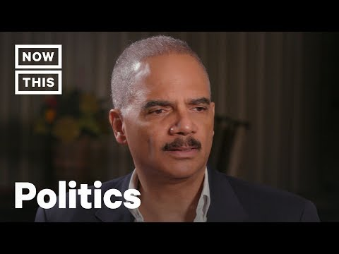 Former Attorney General Eric Holder on Gerrymandering | NowThis