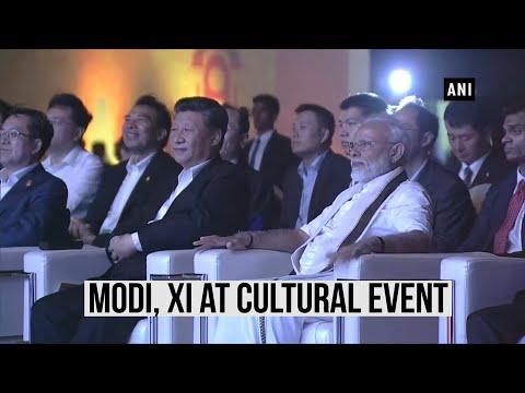 PM Modi, Xi