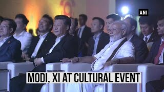 PM Modi, Xi Jinping attend cultural event in Mamallapuram post visiting heritage sites