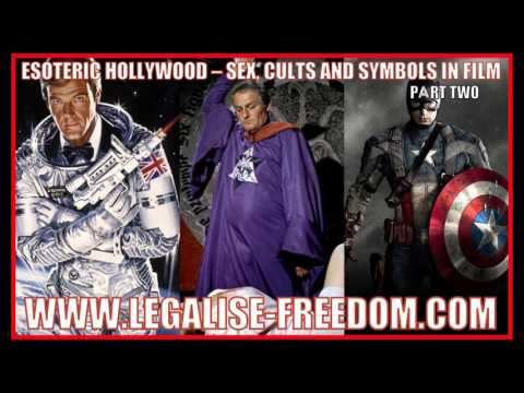 Jay Dyer - Esoteric Hollywood: Sex, Cults and Symbols in Film Part Two