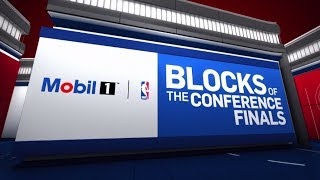 Top 10 Blocks of the Conference Finals | 2017 NBA Playoffs