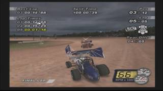"World of Outlaws Sprint Cars 2002 (PS2) - Career Mode - EP01 ""Our First Ride!"""