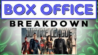 Justice League Unites the Box Office - Box Office Breakdown for November 19th, 2017