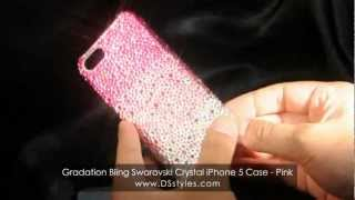 DSstyles' First iPhone 5 Swarovski Case Bling in the Universe Thumbnail