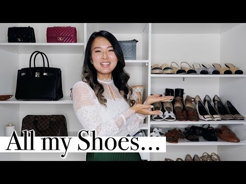 My Entire Designer Shoe Collection 2019 *I Am Obsessed*