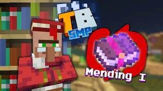 The Mending Shuffle! - Truly Bedrock season1 #7 - Bedrock Edition Youtube Server