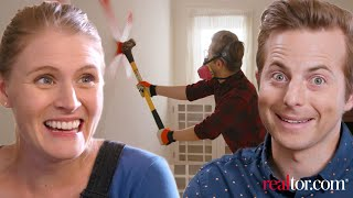 Download Couple Remodels A House For The First Time • Ned & Ariel Mp3 and Videos