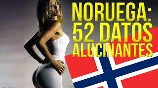 52 datos ALUCINANTES de Noruega
