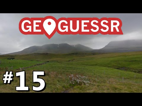 GeoGuessr - Part 15 - Finally on Iceland