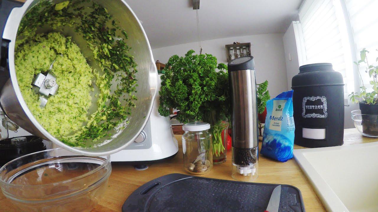 Reibekuchen Test Kuchenmaschine Mit Kochfunktion Aldi Sud