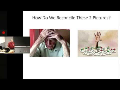 Pain In Residential Care - Dr. Rosenberg -2018