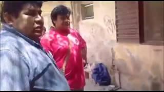 Video: Policías custodian la casa de la gerente del hospital de Santa Victoria Este