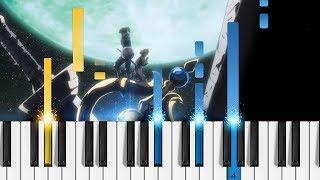 Goblin Slayer Op Rightfully - Piano Tutorial.mp3