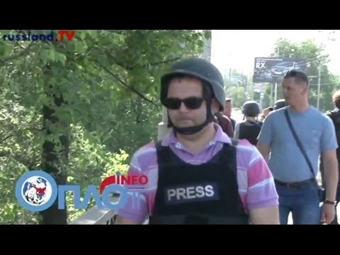 Ostukraine: Presse, Panik, Plünderer