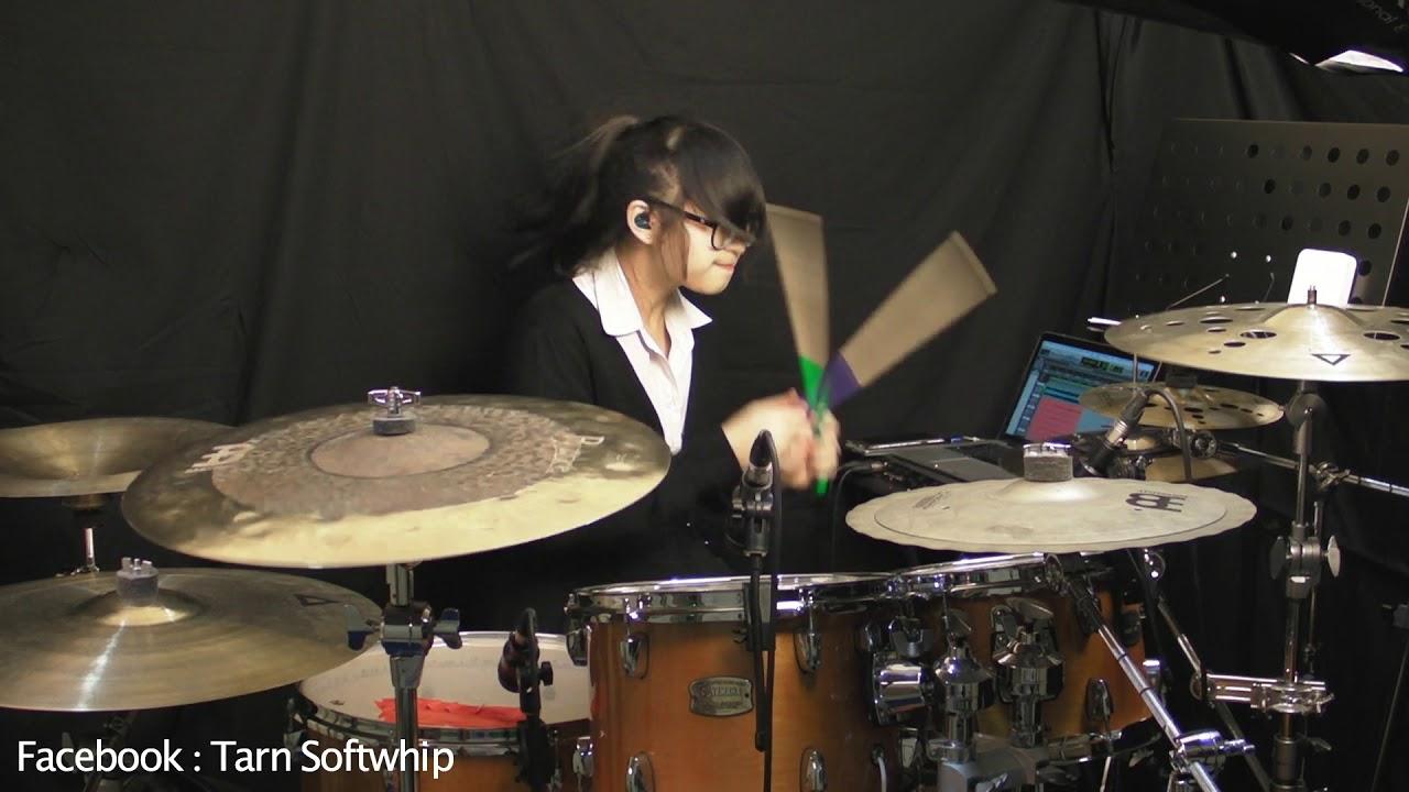 แสงสุดท้าย - Bodyslam Drum Cover [ Tarn Softwhip ]