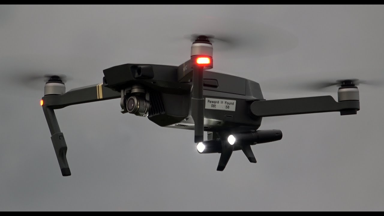 b4aa0a5ac25 DJI Mavic Pro Landing Gear Extensions With LED Lamps - YouTube