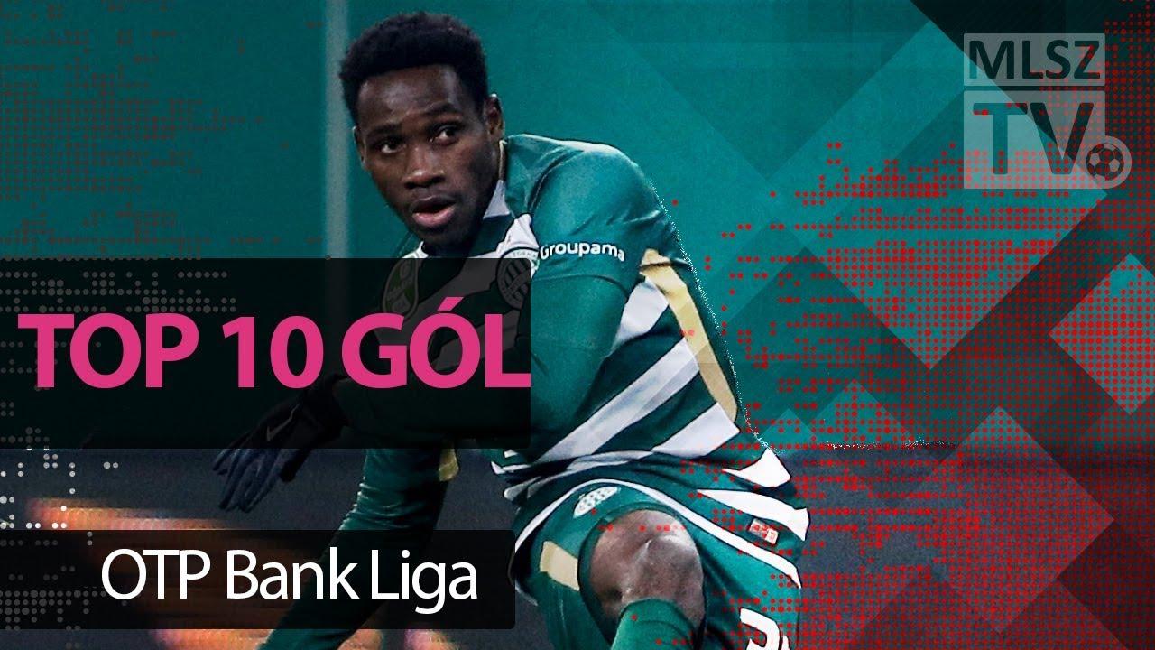 TOP 10 GÓL - 2017/2018 őszi szezon | OTP Bank liga | MLSZ TV