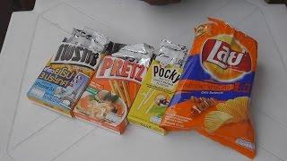Thailand Pretz Pocky Snacks Thumbnail