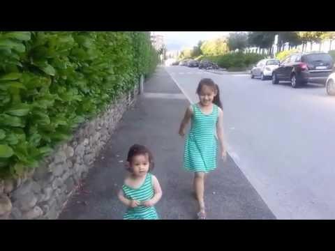 Hai chị em dạo chơi - Camilla ThyThy & Annalisa LyLy