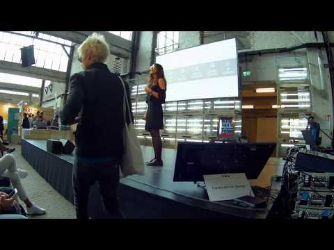 TOA Tech Open Air Berlin 2017 Instagram Inspiration to Action, Miriam Houssaini from Facebook TOA17