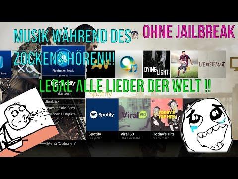PS4   Musik im Hintergrund abspielen lassen!   Ohne Jailbreak