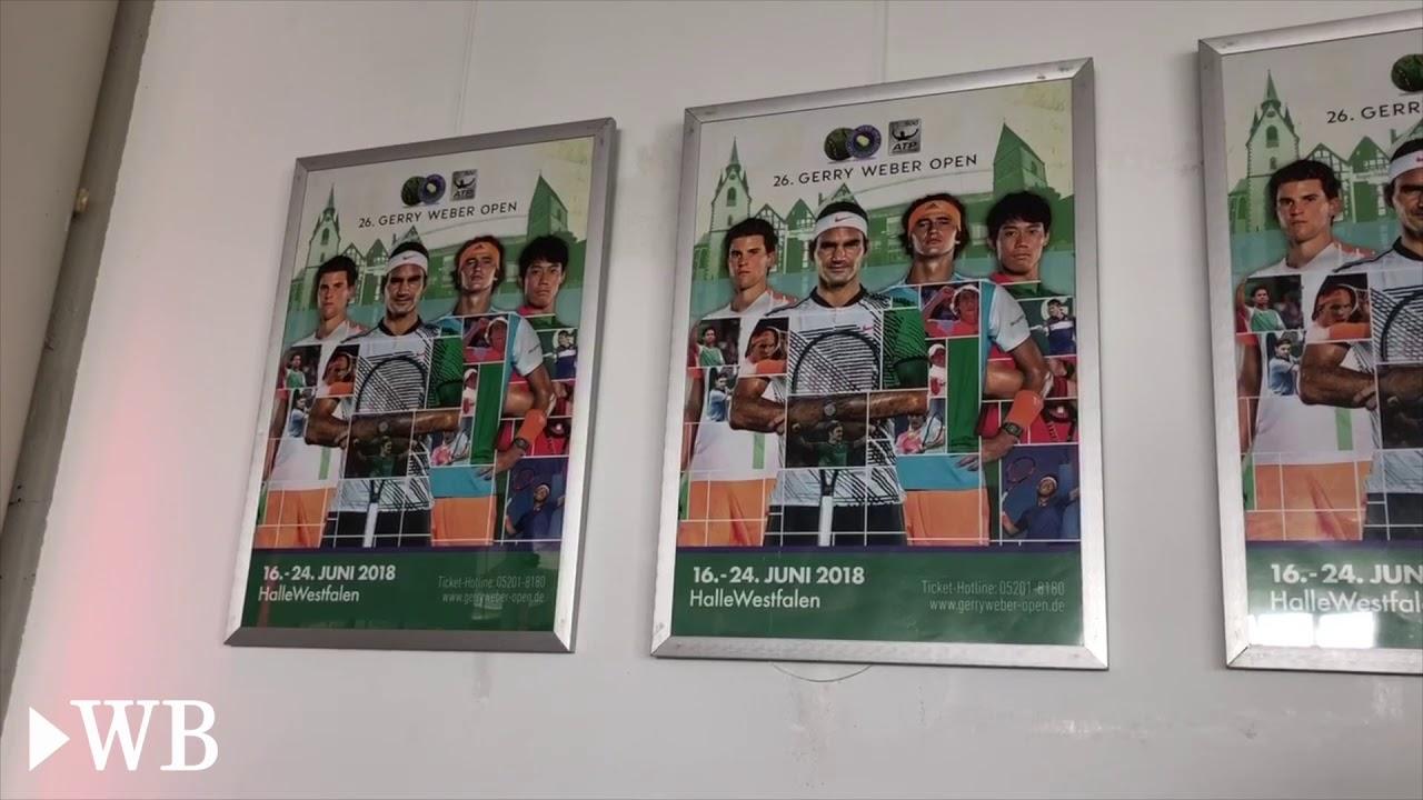 brand new 98502 66f48 26. Gerry Weber Open in Halle – das Programm steht ...
