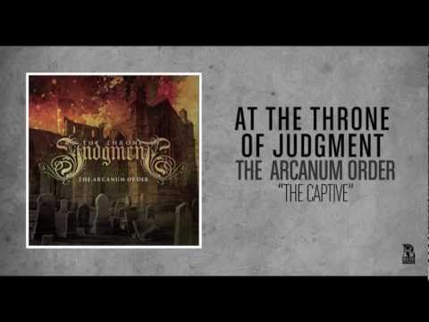 at the throne of judgment the captive