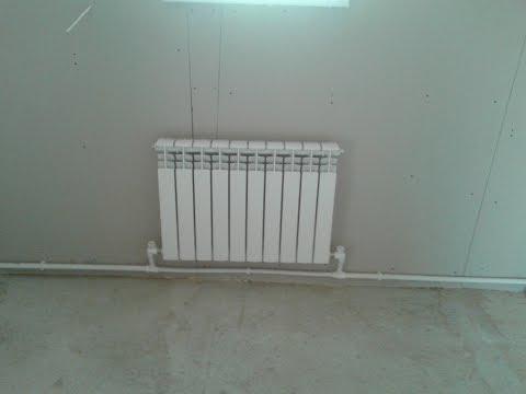 Отопление частного дома, ленинградка, смотрим доказательство